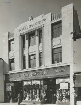 Marks and Spencer- North End Road