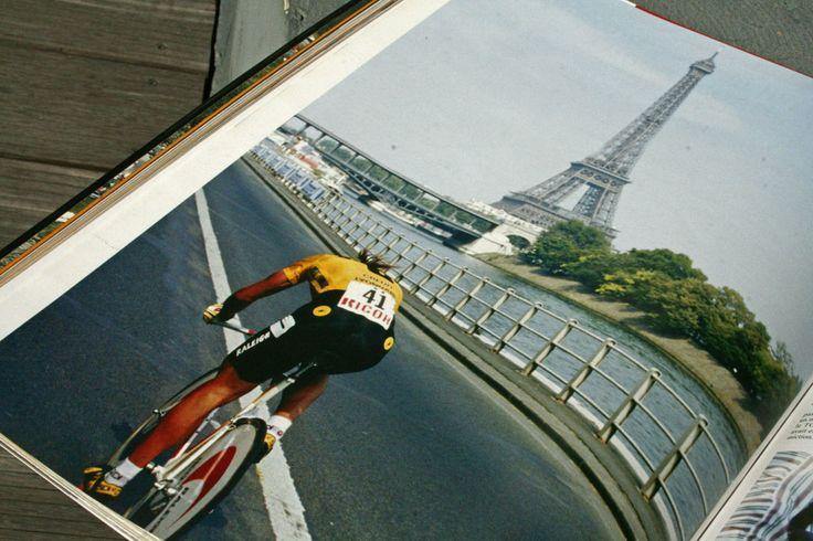 La défaite de Laurent Fignon à Paris en 1989 est restée dans les livres d'Histoire - © Vélo 101  Toute reproduction, même partielle, sans autorisation, est strictement interdite.