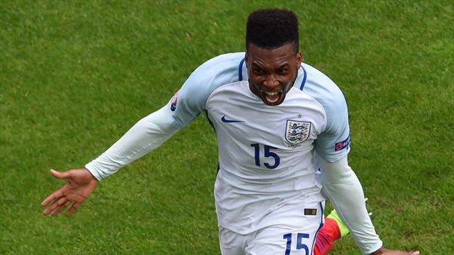 Daniel Sturridge (ENG) - Winning Goal - England vs Wales 2-1 - Group Stage UEFA Euro 2016