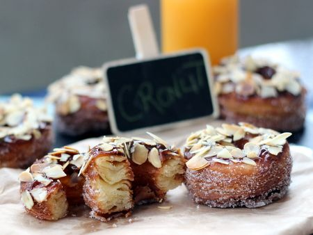 Cronut, mi croissant-mi donut