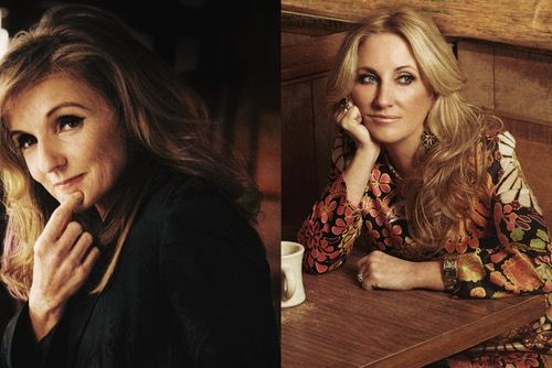 Lee Ann Womack, Patty Griffin Announce Joint Acoustic Tour – Date in Charleston: July 30th   Charleston Daily