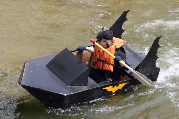 BATMAN BOAT