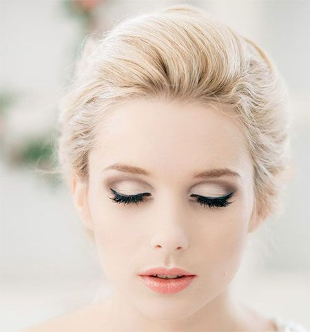 Best Winter Wedding Makeup Ideas On Pinterest Holiday Makeup