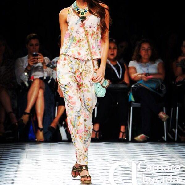 OndaDeMar colombiamoda 2014 #fashiontextures #swimwear #beach #camaralucida #chic #summer #beachy #ondademar #california #beverlyhills #style