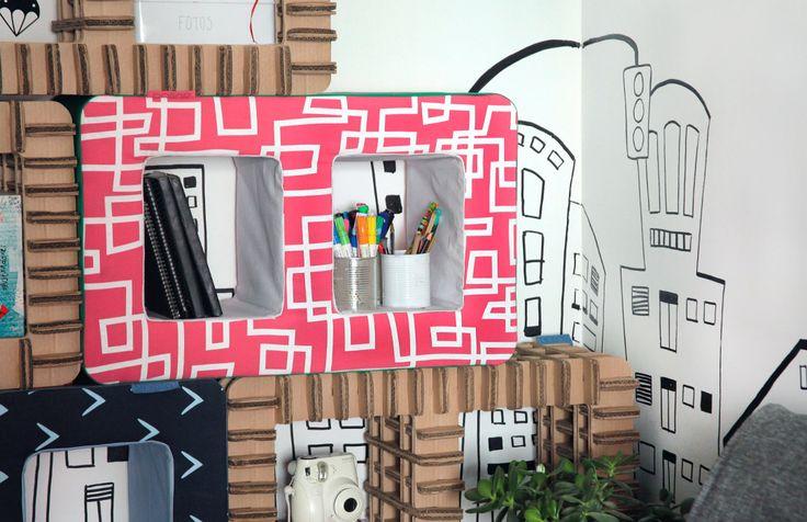 Brick objetos para el hogar conjugando tres conceptos for Objetos para el hogar