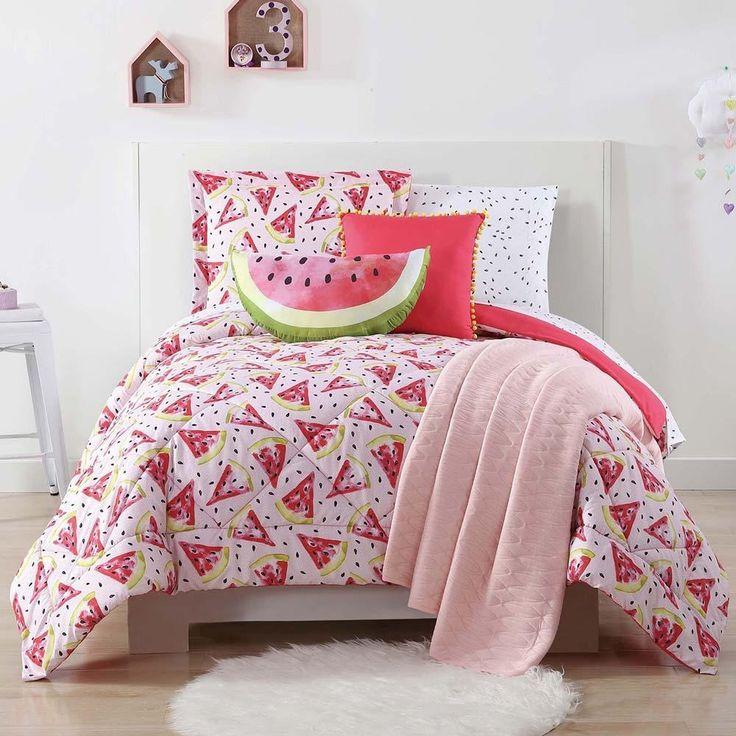 Fruit Printed Kids Comforter Set