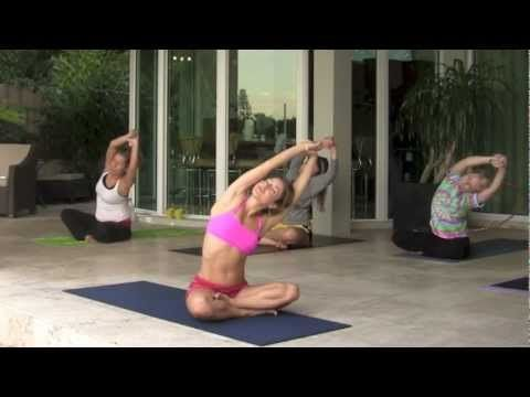 27 yoga for neck and shoulder relief  yoga with adriene