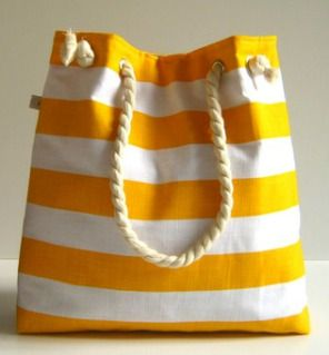 Love these handmade totes from Bayan Hippo on Etsy - all in the $ 30 range!