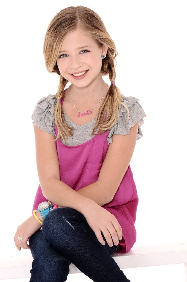 Jackie Evancho...amazing voice and it is 100 percent true