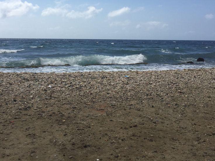 Heerlijk die zee
