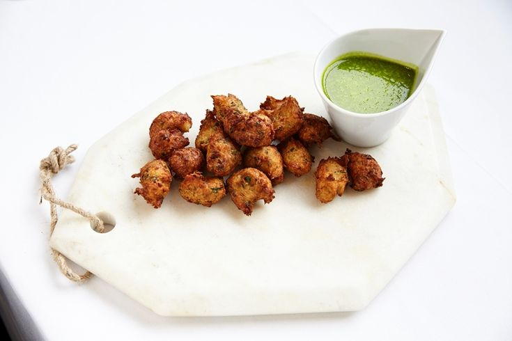 Pascal Aussignac serves up delightful canapés in the form of crispy smoked haddock 'doughnuts', made from a choux pastry base.