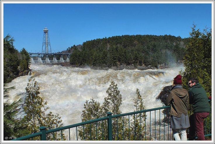 Shawinigan Falls - Shawinigan, Quebec - Canada