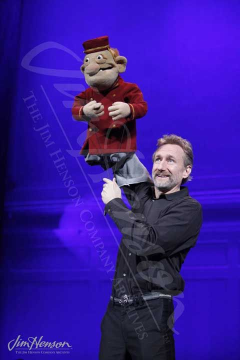 Brian Henson, the third of Jim and Jane's children, was born at a momentous time in Jim's career. The Hensons had moved to New York at the start of the year to accommodate a schedule of weekly Today Show appearances. That September, Rowlf made his debut ...