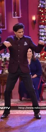 Comedy Nights with Kapil Oct 2014 for Happy New Year