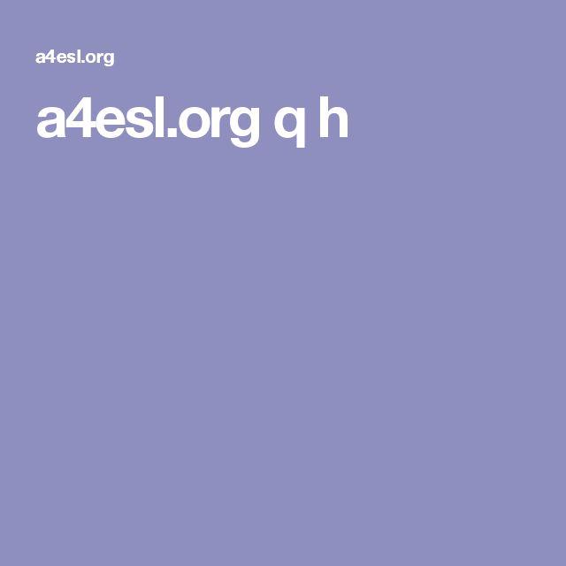 a4esl.org q h