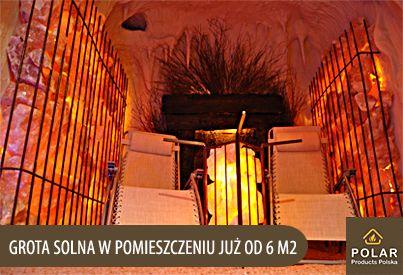 POLARPRODUCTS.PL | Kowalski i Nowak są szczęśliwi bo mają swoją Grotę Solna w domu.