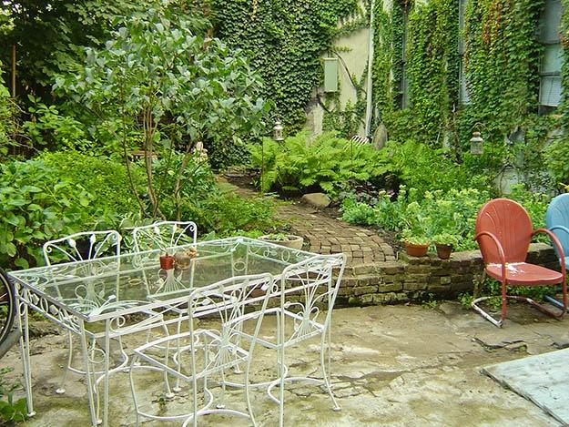 Urban Green City Gardens