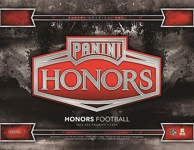 ARIZONA CARDINALS 2016 PANINI HONORS HOBBY FOOTBALL 1BOX LIVE BREAK #80