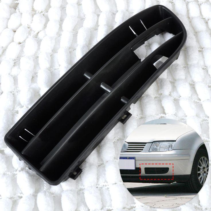 beler Front Left Bumper Lower Grille Cover for VW Jetta Bora MK4 TDI  1999 2000 2001 2002 2003 2004 1J5853665B 1J5 853 665 B