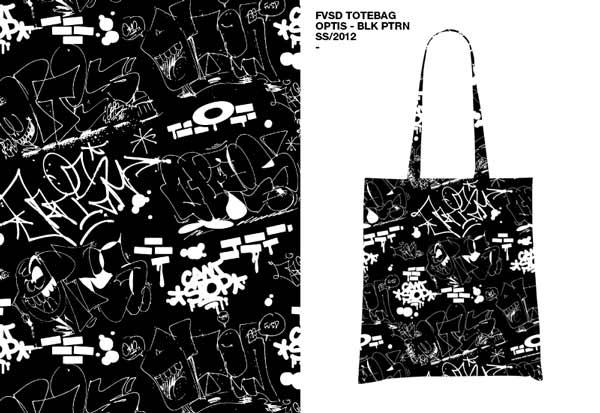 FVSD OPTISM Pattern - Illustration & Graphic Design