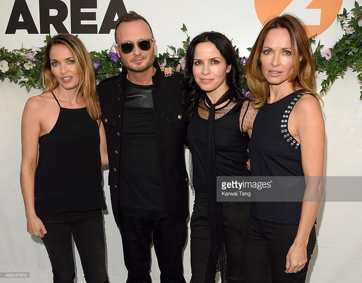 Caroline Corr, Jim Corr, Andrea Corr and Sharon Corr of The Corrs performs at the BBC Radio 2 Live In Hyde Park Concert at Hyde Park on September 13, 2015 in London, England.