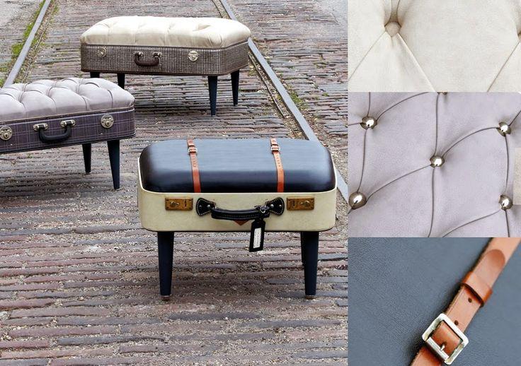 CHESTERFIELD: Nueva colección de polipieles. / Nova col·lecció de polipells. #fauxleather #englischdekor #ontariofabrics