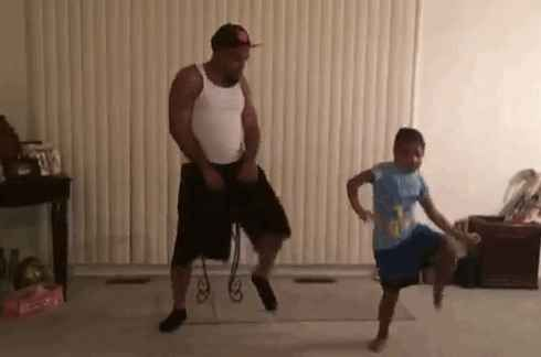 "This Father-Daughter Duo Dance To ""Problem"" By Ariana Grande And It's Adorable"