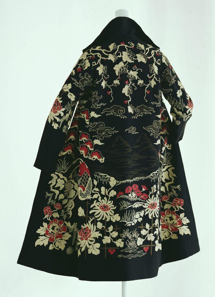 """""""Mandarin"""" Coat, Paul Poiret, Paris, France: ca. 1923,"""