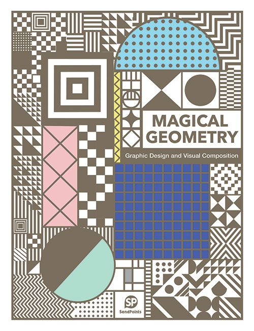 Agence Murmure - Print - Magical Geometry Graphic Design and Visual Composition