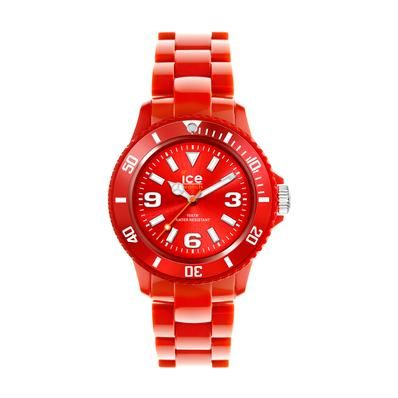 WATCHES ICE solid Red Medium (M)