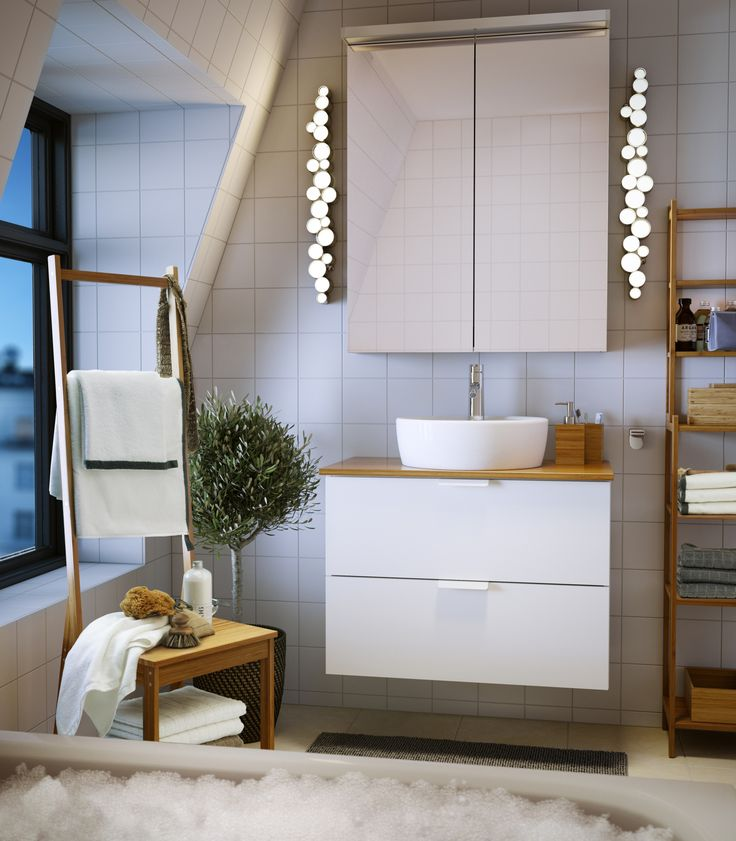 The Perfect Lighting Plenty Of Storage And Cozy Towels And Bathmats That Make Your Bathroom
