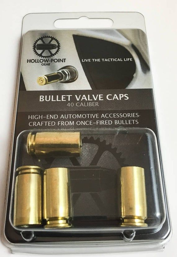 Hollow Point Gear Bullet Tire Caps Real Once Fired Bullets Etsy In 2021 Truck Gifts Bullet Bullet Crafts