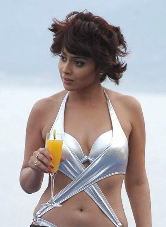 Shriya bikini exposure clip