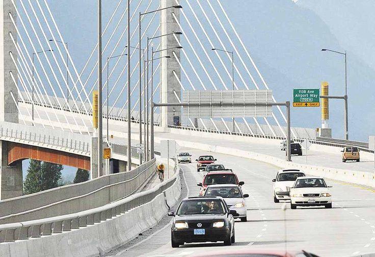 BREAKING: Tolls coming off Golden Ears and Port Mann bridges - Maple Ridge News