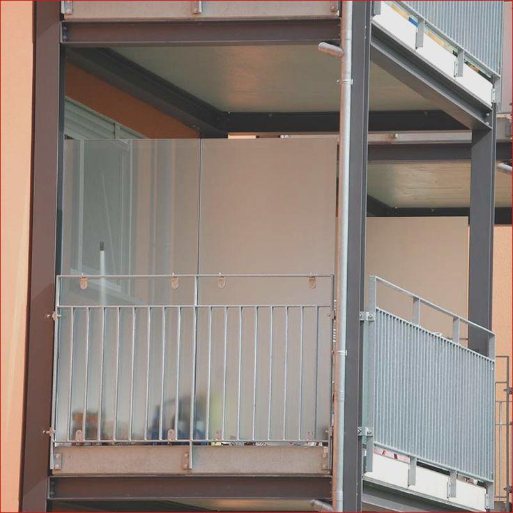 34 Im Trend Balkon Sichtschutz Glas Alu Designideen