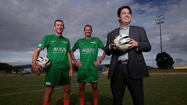 Sponsorship deal between $4.2 billion Aquis project and FNQ Heat soccer