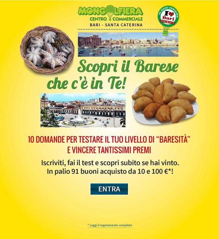 CONTEST 10° ANNIVERSARIO - Street Marketing/Social Media Marketing/Contest Online - Schermata gioco by LOJACONO & TEMPESTA
