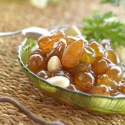 Greek spoon sweet grape