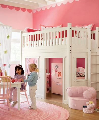 I know a little girl who'd love to have this...