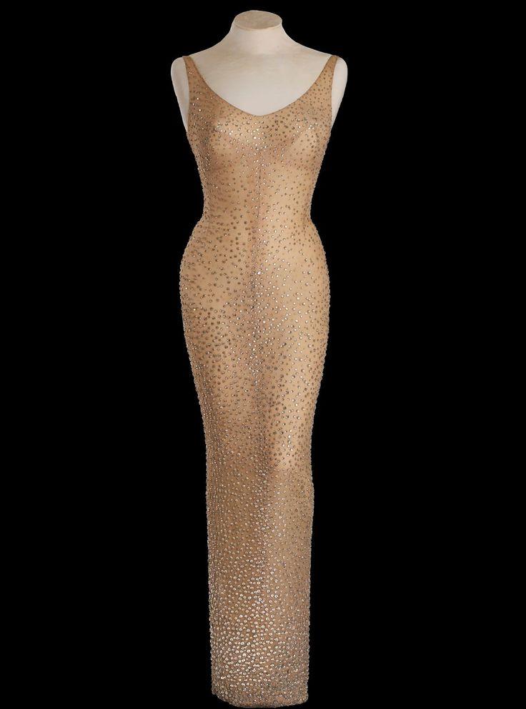 Marilyn Monroe, all'asta l'abito indossato per il compleanno di Jfk