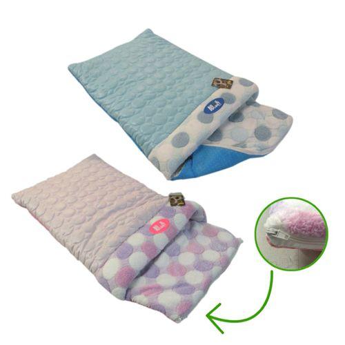 Awwww!!! Para dormir bien en todas partes! Esta cama tipo saco de dormir, de 67 cm, está en oferta a $16.500 rebajada desde $21.500: http://bit.ly/CAP_SacoD
