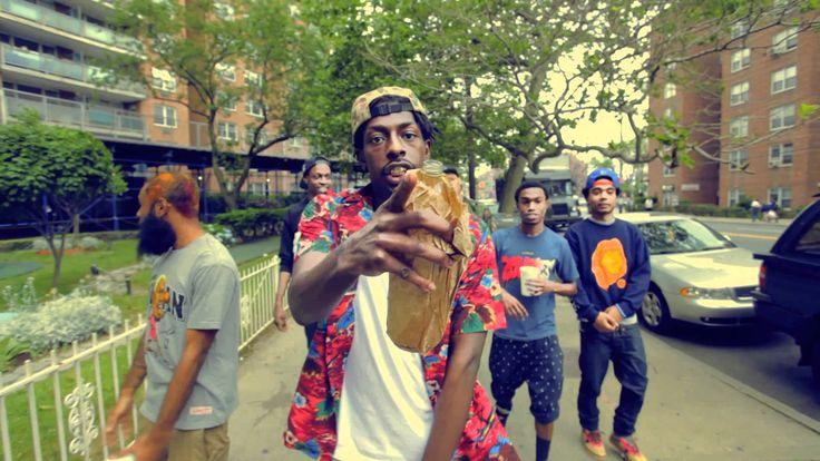 Flatbush Zombies - Face - Off (L.S.Darko) (Prod. By Erick Arc Elliott) -#rap #hiphop #rawhiphop