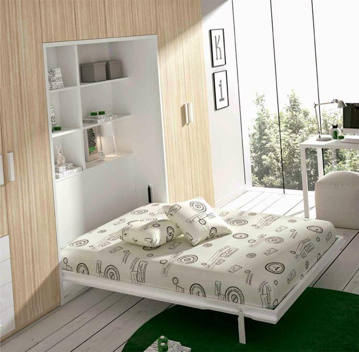 Matrimonio Bed : Best cama abatible de matrimonio images on pinterest