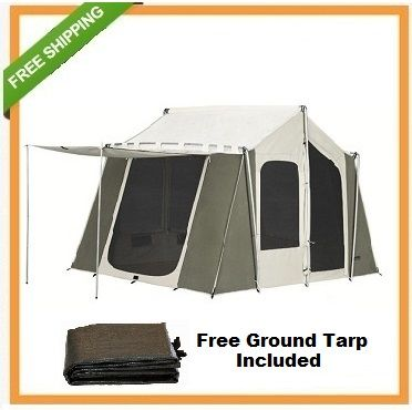 Kodiak Canvas Tent 6121