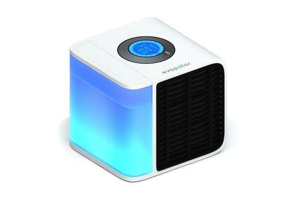 Evapolar Personal Air Cooler - http://www.gadget.com/2016/09/evapolar-personal-air-cooler/ evapolar air cooler, Evapolar Personal Air Cooler, portable air cooler