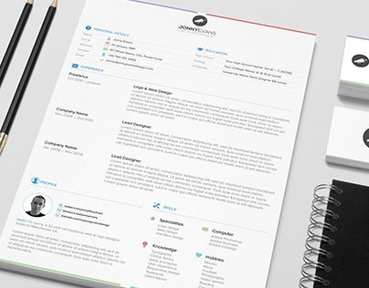 21 best CV images on Pinterest Design resume, Resume design and - parse resume example