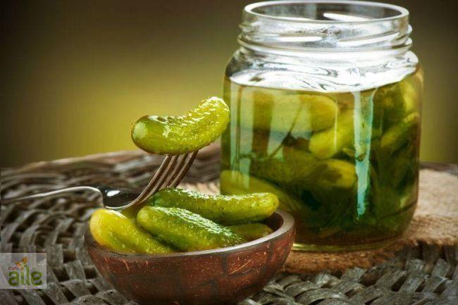 Ev Yapımı Salatalık Turşusu Tarifi | Resimli Yemek Tarifleri | Hürriyet Aile