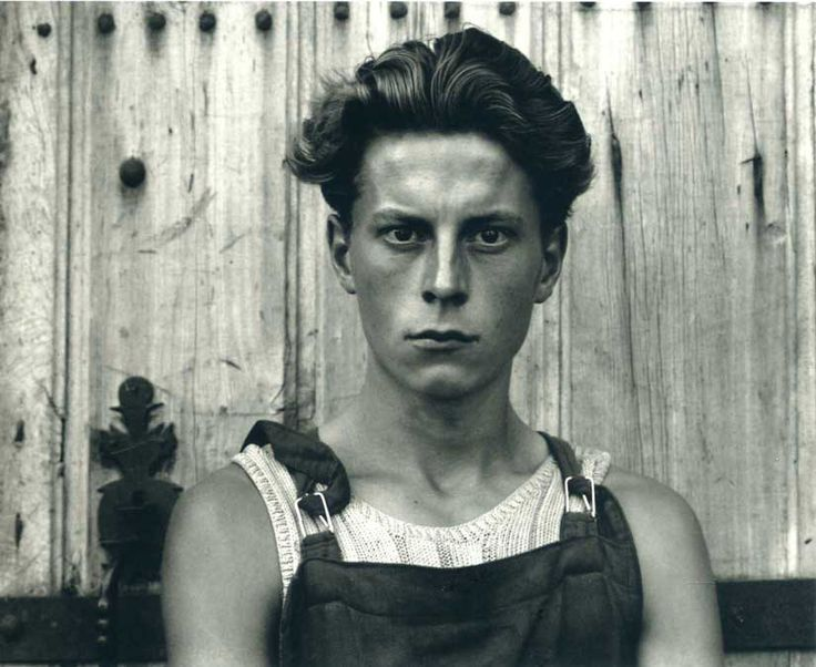 Paul Strand, 1890-1976, helped establish photography as an art form in the 20th century
