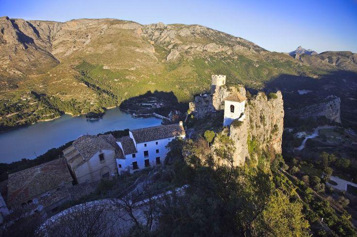 Castell de Huadelet. 44 poblaciones históricas se unen en una asociación con el fin de cuidar los detalles para atraer al turismo