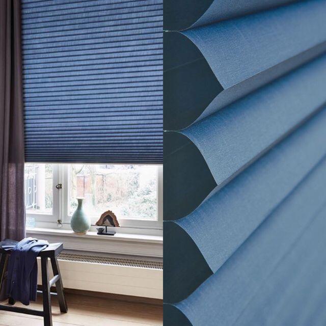 Moderne gardinløsninger  — Høsten er på vei og det blir kaldere ute. Visste du at Luxaflex® Duette® gardiner kan gjøre det litt enklere for deg å holde varmen i hjemmet? I tillegg kan det bidra til en lavere strømregning, og hva er vel bedre?☺ Les mer her: http://www.luxaflex.no/produkter/duette/  